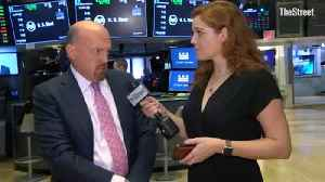 Jim Cramer on Micron, CBD and China-U.S. Trade Talks [Video]