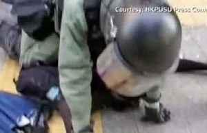 Teenager shot in chaotic Hong Kong violence [Video]