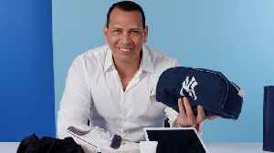 10 Things Alex Rodriguez Can't Live Without [Video]