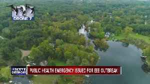 Public health emergency issued for EEE outbreak [Video]