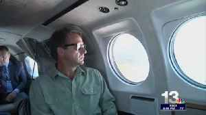 Zinke, Bullock, Tester visit Hamilton after wildfire [Video]