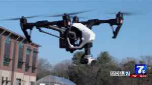 Virginia Tech expert attends White House drone workshop [Video]