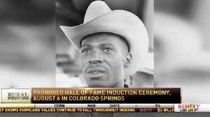 2016 ProRodeo Hall of Fame [Video]