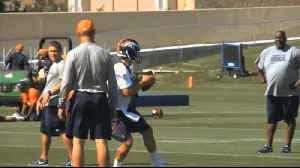 Sanchez Earns Preseason Start [Video]