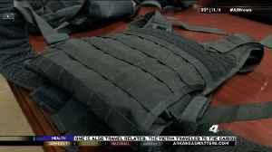 LRPD Asks for Added Proctective Gear [Video]