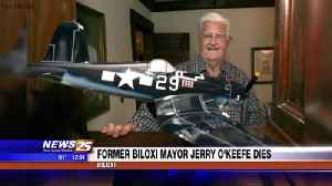 Former Biloxi Mayor Jerry O'Keefe Dies [Video]