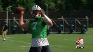 Hill named starting quarterback at BYU [Video]
