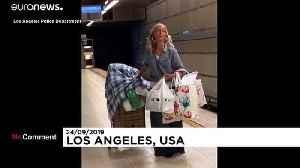 Homeless soprano captures hearts with operatic subway serenade [Video]