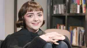 Paris Fashion Week, Cheese, and Matching Outfits: 24 Hours With Maisie Williams [Video]