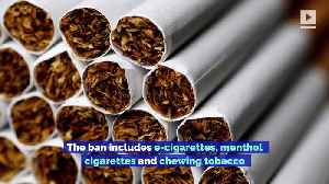 Los Angeles County Issues Ban on Flavored Tobacco Products [Video]