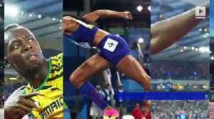 Allyson Felix Breaks Usain Bolt's World Titles Record [Video]