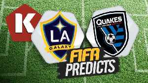 LA Galaxy vs. San Jose Earthquakes [Video]