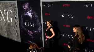 Chalamet leads up and coming cast of Netflix's 'The King' down red carpet [Video]