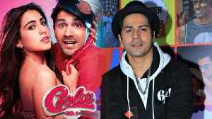 Varun Dhawan About His Role In Coolie No 1 [Video]