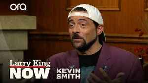 Kevin Smith describes the depth of his relationship with co-star Jason Mewes [Video]