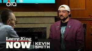 Kevin Smith on how friend Ben Affleck came back into his life  [Video]