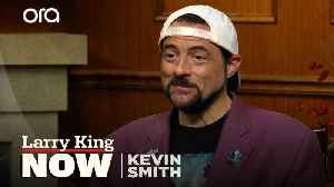 Kevin Smith on how his priorities changed after his life-threatening heart attack [Video]