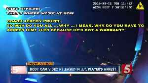 News video: 'This is the silliest s*** I've ever seen;' Jeremy Pruitt questions officer after player's arrest