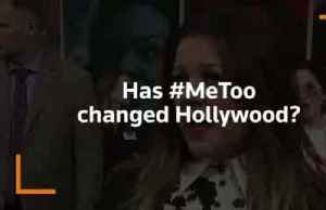 News video: Two years on, Hollywood's A-list reflect on #MeToo changes