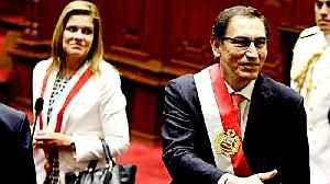 Peru's Vizcarra scraps Congress as opposition picks new president [Video]