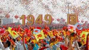 Watch: Celebrations mark 70th anniversary of communist state [Video]