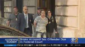 Bronx Man Accused Of Molesting Boy [Video]
