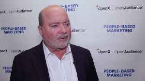 OpenX's Gentry Wants Ad 'Symmetry' For Web Publishers [Video]