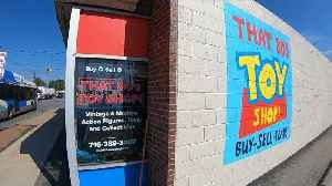 'That 80's Toy Shop' in Tonawanda provides a dose of déjà vu [Video]
