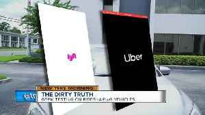 Are Uber and Lyft germy rides? [Video]