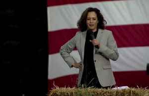 News video: Harris campaign doubles down on Iowa