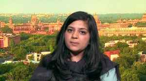 'India looking to crush dissent in Kashmir' [Video]