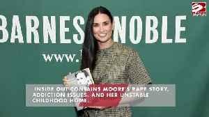 Rumer Willis 'so proud' of mum Demi Moore for showing 'vulnerability' in memoir [Video]