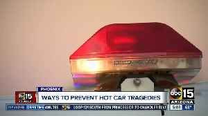 Can we prevent another child from dying in hot car? [Video]