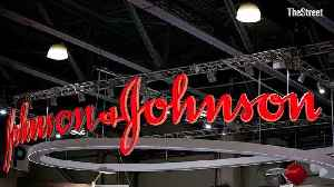 Midday Wrap: Here's Why Johnson & Johnson Is Bucking Dow Selloff [Video]
