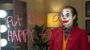 'Joker' Expected to Break Records With $80M-Plus Box Office Debut   THR News [Video]