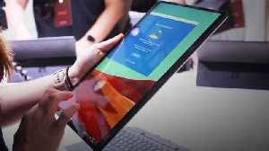 Microsoft Surface Pro X Hands-on: ARM powered Windows [Video]