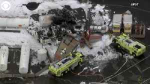 News video: WEB EXTRA: Vintage Plane Crash CT