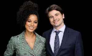 Alisha Wainwright & Jason Ritter Chat About The New Superhero Netflix Show, 'Raising Dion' [Video]