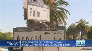 Description Of Suspect's Truck Released After Hero Husband Killed In Hit-And-Run [Video]