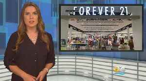Forever 21 To Close Stores In Miami Beach, Pembroke Pines & Palm Beach Gardens [Video]