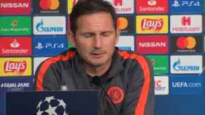 Lampard: Lille win special for Chelsea academy [Video]