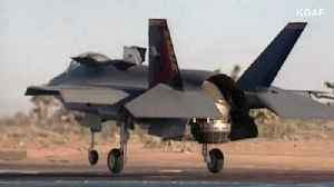 Air Force Grounds Fighter Jets [Video]