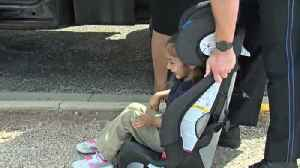 MPD helps install car seats correctly [Video]