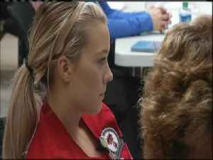 Area Nursing Students Take Part in Poverty Simulation [Video]