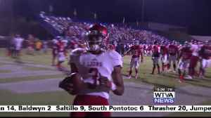 Area Scores (September 22, 2016) [Video]