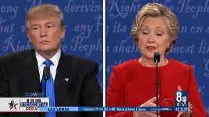 84M watched presidential debate, Carter-Reagan record broke [Video]