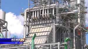 News video: Plant Generates Electricity Form Coal