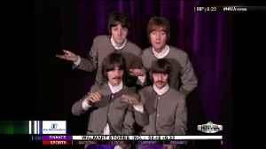 Beatles Exhibit [Video]