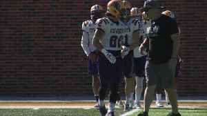 Cowboys focused ahead of big game with UMHB [Video]