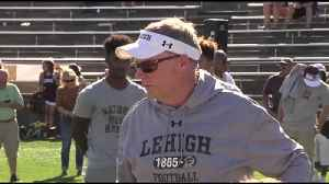 Lehigh gearing up for showdown with Fordham [Video]